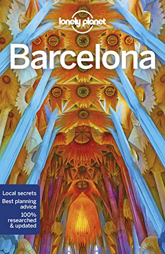 Lonely Planet Barcelona (City Guide)