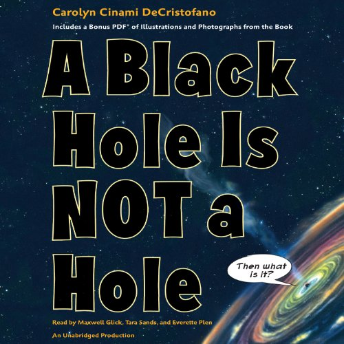 A Black Hole Is Not a Hole cover art