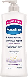 Vaseline Intensive Care Advanced Repair Body Lotion, 400 ml