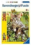 Ravensburger Endearing Kitty Puzzle (XXL, 200 Pieces)