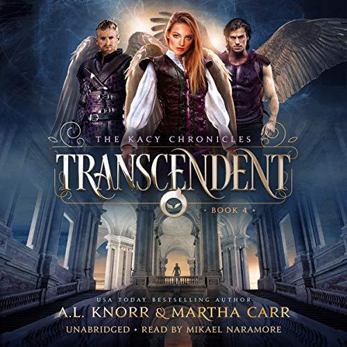 Page de couverture de Transcendent: The Revelations of Oriceran