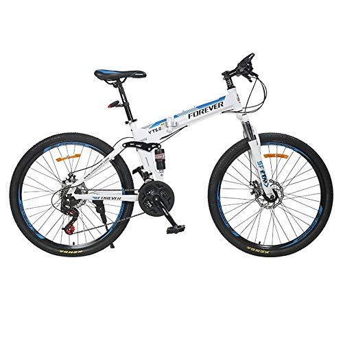 GUI-Mask SDZXCKlapp Mountainbike Fahrrad Einrad Doppelscheibenbremsen Geländefahrrad Männlicher Student Erwachsener 24 Geschwindigkeit 26 Zoll