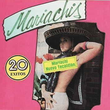 Mariachi Nuevo Tealitan 20 Exitos