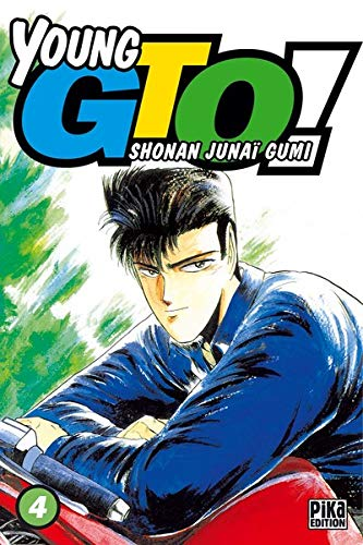 Young GTO !, Tome 4