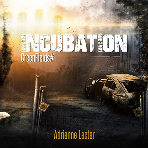 Green Fields: Incubation audiobook cover art