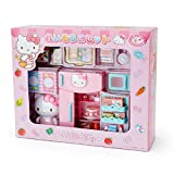 SANRIO Hello Kitty Refrigerator & Mini Kitchen Make-Believe Set
