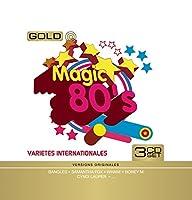 Magic 80's - Gold Metal Floor