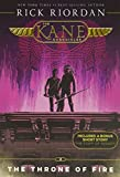 Kane Chronicles, The, Book Two The Throne of Fire (Kane Chronicles, The, Book Two) (The Kane Chronicles, 2)