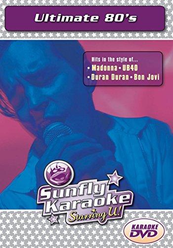 Karaoke Ultimate 80's [DVD-VIDEO] [DVD de Audio]