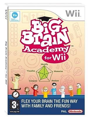 Big Brain Academy: Wii Degree (Wii) (Nintendo Wii)