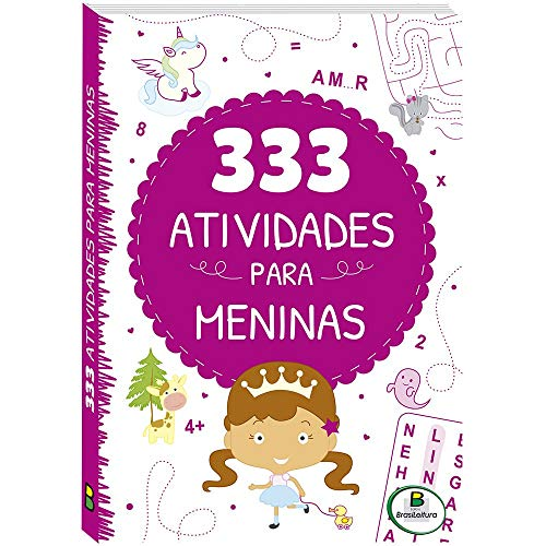 333 atividades... Meninas