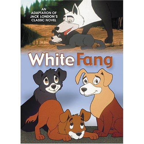 White Fang B0000E6FP9 Book Cover