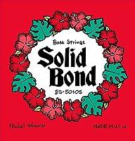 SOLID BOND BS-50105 Bass Guitar Strings エレキベース弦