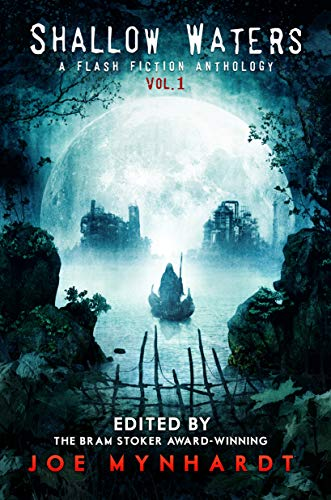 Shallow Waters Vol.1: A Flash Fiction Anthology by [Crystal  Lake Publishing, Mercedes M. Yardley, Tim Waggoner, Kenneth W. Cain, Chad Lutzke, Armand Rosamilia, Mark Allan Gunnells, Robert Ford, Tom Over, John Boden, Dino Parenti, Jonathan  Winn, Tracy Fahey, Patrick R. McDonough, Michael Harris Cohen, Red Lagoe, Jezzy  Wolfe, Guy Medley, Joe Mercer, M.J. Sydney, L.A. Story, Loren Rhoads, Dani Brown, Joe Mynhardt]