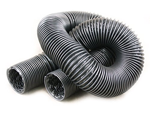 2-1/2 Inch Duct Hose AC Heater Defrost, 6 Feet Plastic [91-53P] Air Conditioning