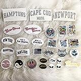 29 Brandy Melville Stickers Bundle VSCO Pack Sticker California New York