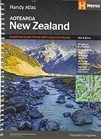 New Zealand handy atlas NP 2018