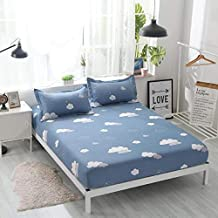52 Wavy Stripes Girl Boy Mattress Cover Breathable Bed Cover Adult Child Mattress Protector Summer Sleeping Mat 2CDT-63001...
