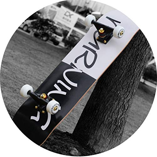 Best Prices! Scooters Skateboard High Wear-Resistant PU Wheels Adult Beginners 6-12 Years Old Childr...