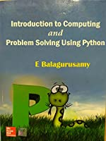 Introduction To Computing And Problem Solving Using Python Front Cover