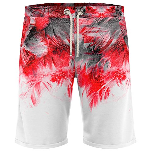 Blowhammer - Bermuda Shorts Herren - Red Wind BRM