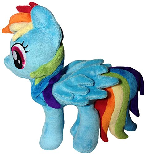 "4th Dimension My Little Pony Rainbow Dash 12"" Plush"