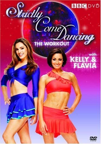 Strictly Come Dancing - The Workout with Kelly Brook and Flavia Cacace [DVD]
