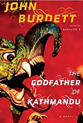 The Godfather of Kathmandu Book cover