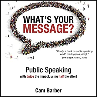 What's Your Message? cover art
