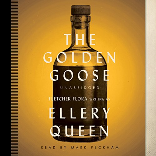 The Golden Goose copertina