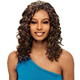 Janet Collection Indian Remy Human Hair Weave Wet&wavy Indi Remy Soft Breeze 12