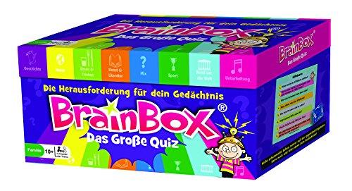 Brain Box 94998 Das große Quiz, Lernspiel, Quizspiel für Kinder ab 10 Jahren
