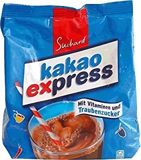 Suchard Cocoa Express, cocoa drink mix, 17.64 oz by Suchard