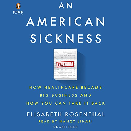An American Sickness audiobook cover art