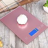 Qinmo Escala electrónica, báscula de pesaje de cocina digi