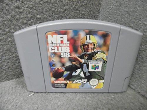 NFL Quarterback Club 98 [Importación alemana]