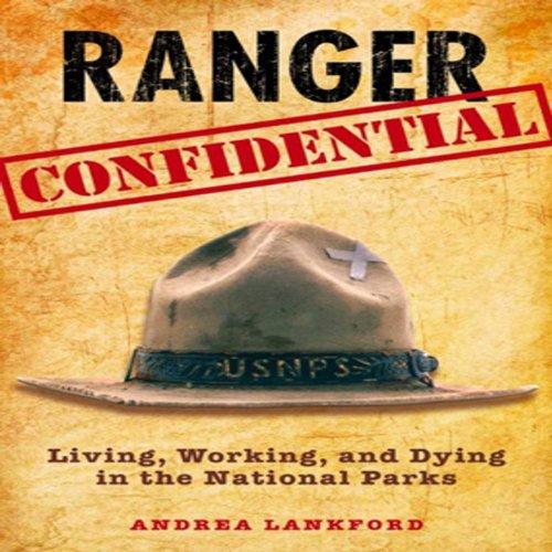 Ranger Confidential cover art