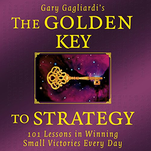 The Golden Key to Strategy audiobook cover art