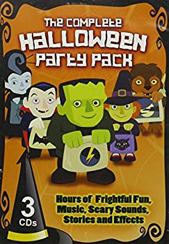 Audio CD Halloween Party Pack Book