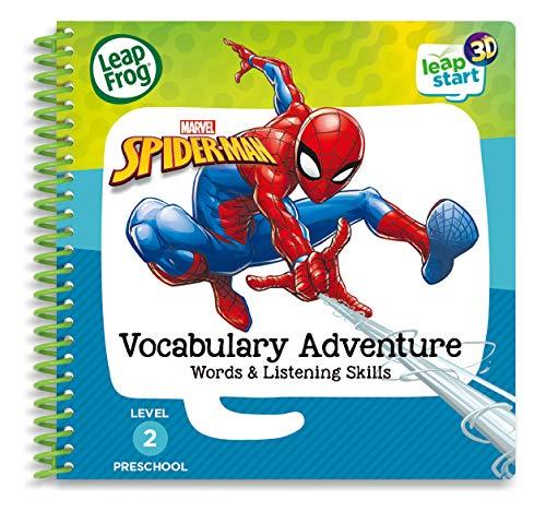 Leapfrog 465403 Spiderman
