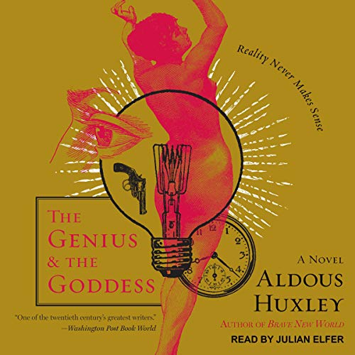 The Genius and the Goddess cover art