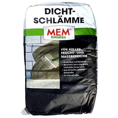 25 Kg MEM Dichtschlämme Faser- und kunststoffvergütet