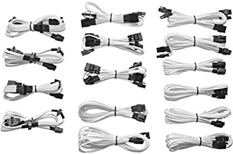 Corsair CP-8920050 Standard Power Cable Kit, White
