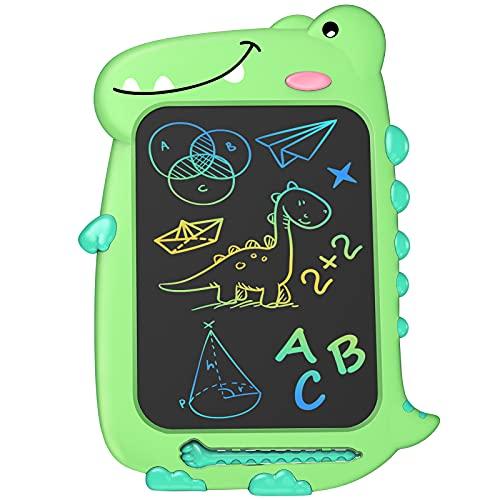Dinosaure Enfant Jouet Garcon Fille - Cadeau Fille Garcon 3 4 5 6+ Ans Tablette Dessin Enfant 10...