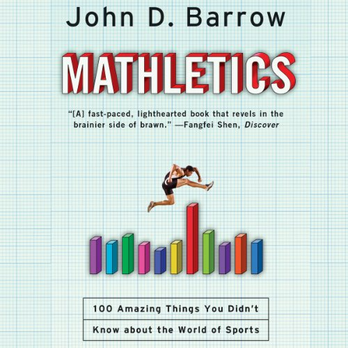Mathletics audiobook cover art