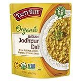 Tasty Bite Indian Jodhpur Lentils, Microwaveable Ready to Eat Entrée, 10 Ounce (Pack of 6),
