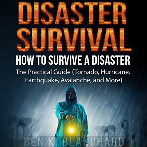 Disaster Survival: How to Survive a Disaster audiobook cover art