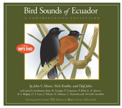 Price comparison product image Bird Sounds of Ecuador