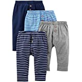 Simple Joys by Carter's Baby Boys' 4-Pack Pant,...