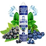 Daintys - Blueberry Blackcurrant Menthol - Eco Vape E-Liquid | 50ml | Sans...